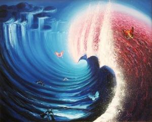 Вода, Воздух, Свет