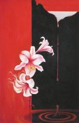 Трансформация цветка