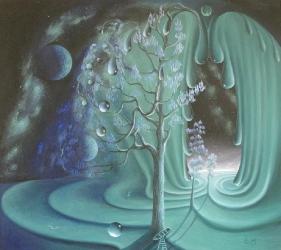 Путь вечности в воде