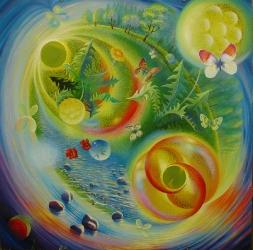 Оплодотворение земли планетой Небиру