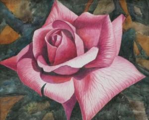 Спираль, Роза
